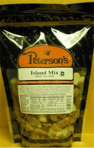 Alaska Island Snack Mix (Previous mix) - 14 oz. bag