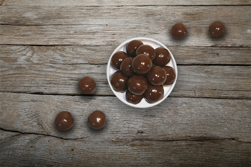 Chocolate Malted Milk Balls - 1 lb.