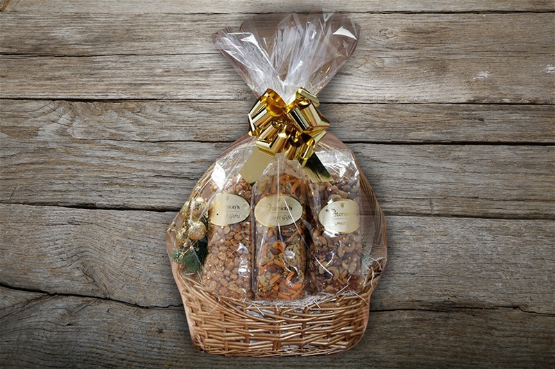 Gold Crown Basket - 3 lbs. 13 oz.