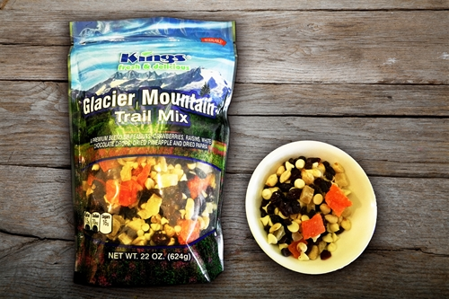 Glacier Mountain Trail Mix - 22 oz. bag