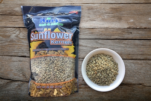Sunflower Kernels Roasted and Salted - 26 oz. bag