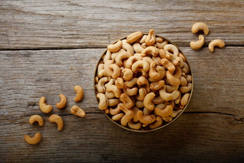Colossal Cashews - 2 lbs.