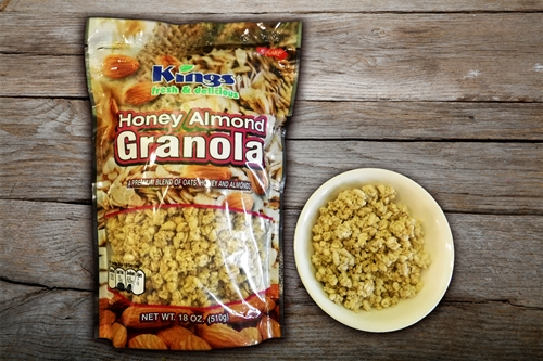 Honey Almond Granola - 18 oz. bag